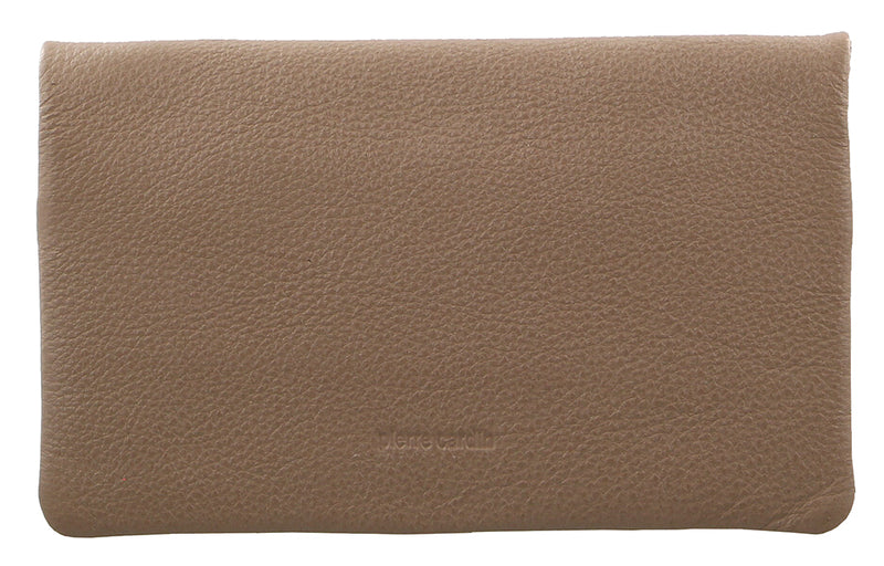 Pierre Cardin Italian Leather Ladies Wallet (PC10842) - Taupe