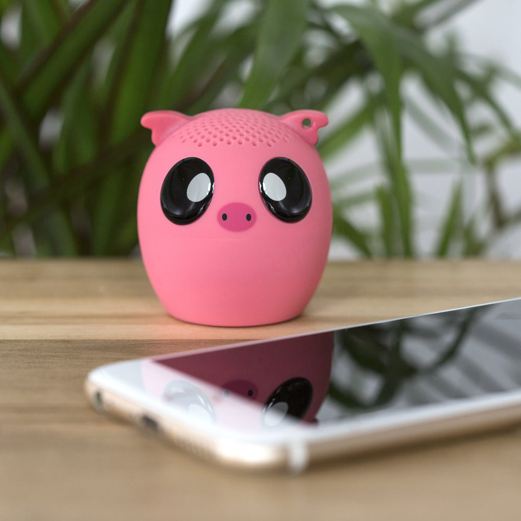 Pig Wireless Speaker | Bluetooth | Animal Speakers