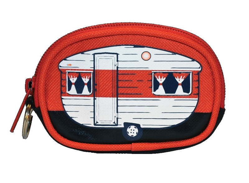Caravan Coin Purse - Red