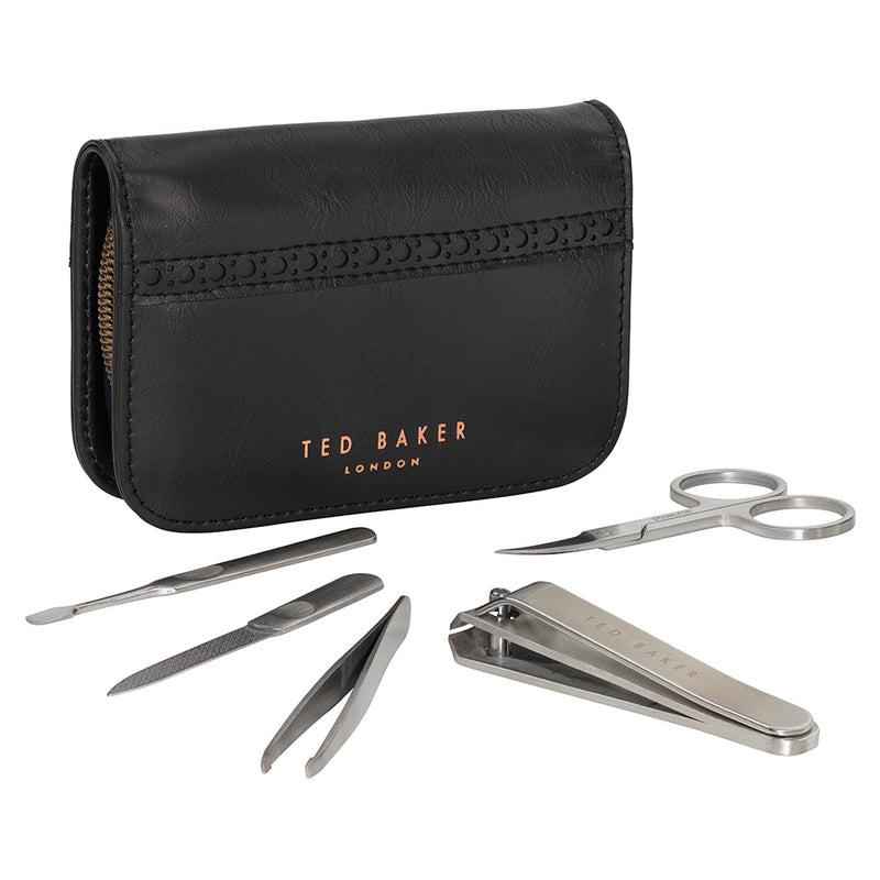 Ted Baker Brogue Manicure Set for Men