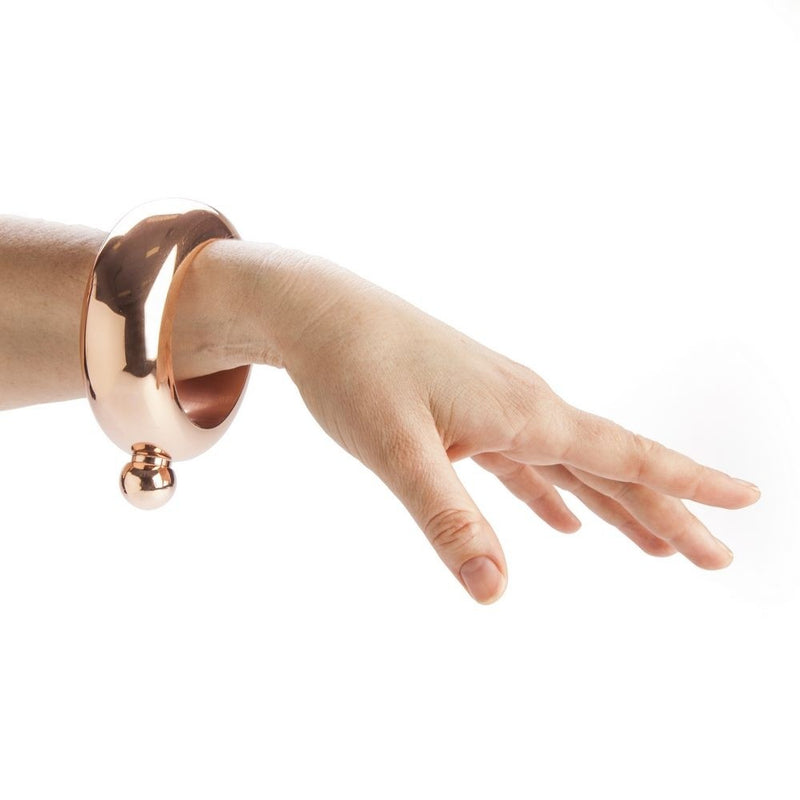 Bangle Flask 100mL - Rose Gold