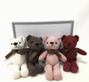 19cm Bear (3 colour)