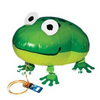 Walking Pet Balloon - Frog - D'Studio