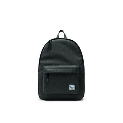 Herschel Classic Backpack Black Crosshatch - D'Studio