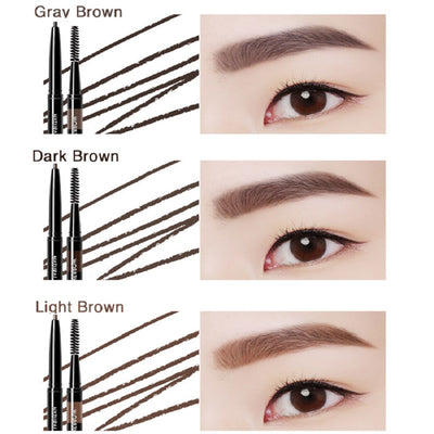 Eglips Natural Slimfit Auto Eyebrow - D'Studio