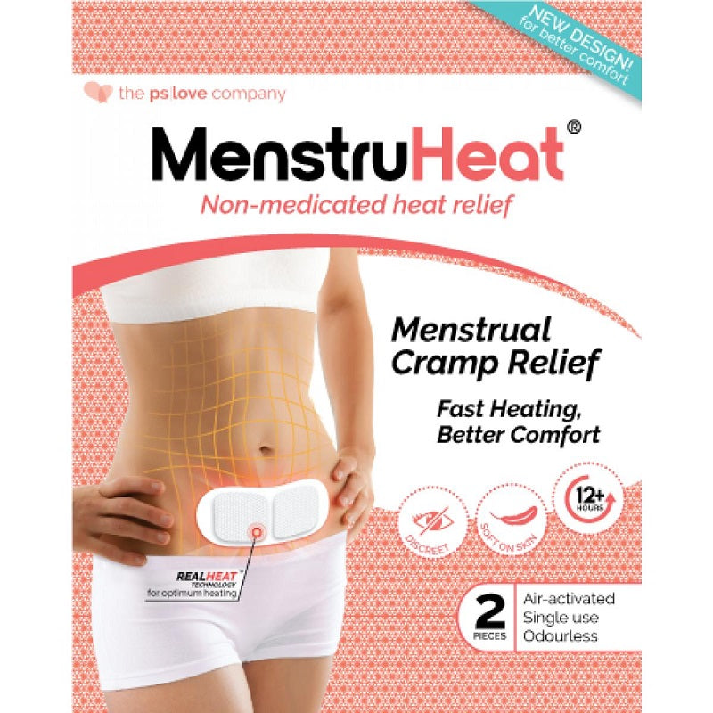 Menstruheat Twin Pack 2.0 - D'Studio