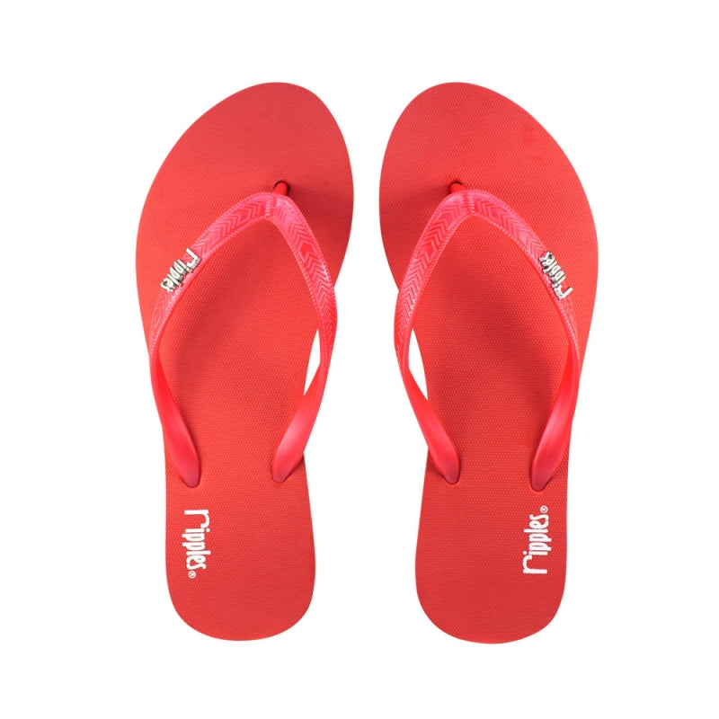 533906919a39db RIPPLES FLIP FLOP ANDRE RED (477)