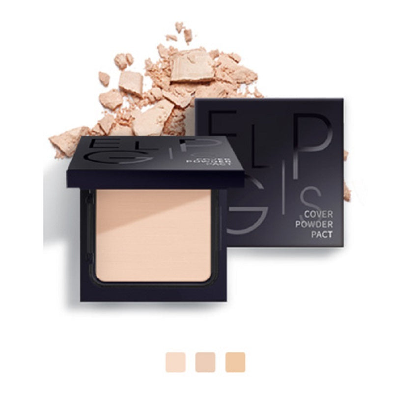 Eglips Cover Powder Pact - D'Studio