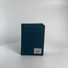 HERSCHEL RAYNOR PASSPORT HOLDER 600D POLY DEEP TEAL (DEEP TEAL) - D'Studio