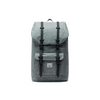 HERSCHEL LITTLE AMERICA BACKPACK RAVENX/BLK - D'Studio