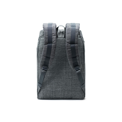 HERSCHEL RETREAT BACKPACK RAVENX/BLK - D'Studio