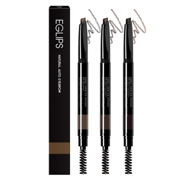 Eglips Natural Auto Eyebrow - D'Studio