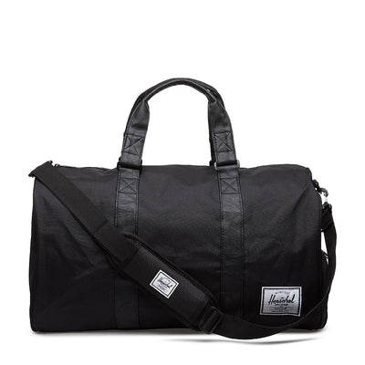 Herschel Novel (Blk/Blk PU) - D'Studio