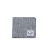 Herschel Roy Cxl Wallet Coin Raven Crosshatch - D'Studio