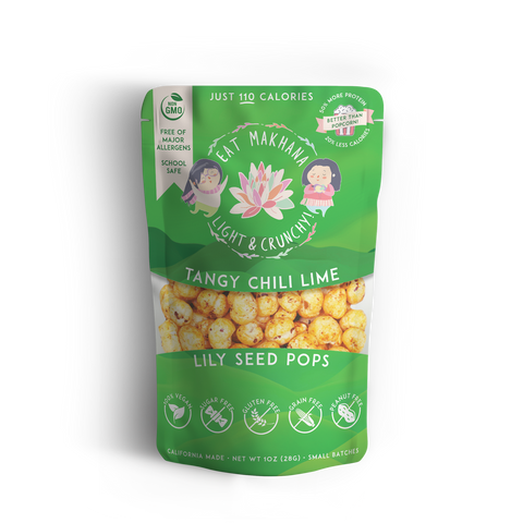 Chili Lime Lily Seed Pops • 4 pack • Large • 110 calories