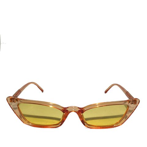 Hell Cat sunglasses - Marigold