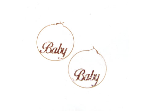 Be my Baby hoops