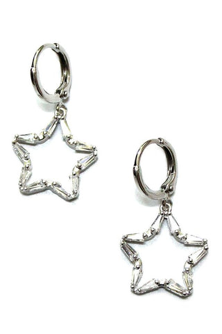Special Star Huggies- Silver