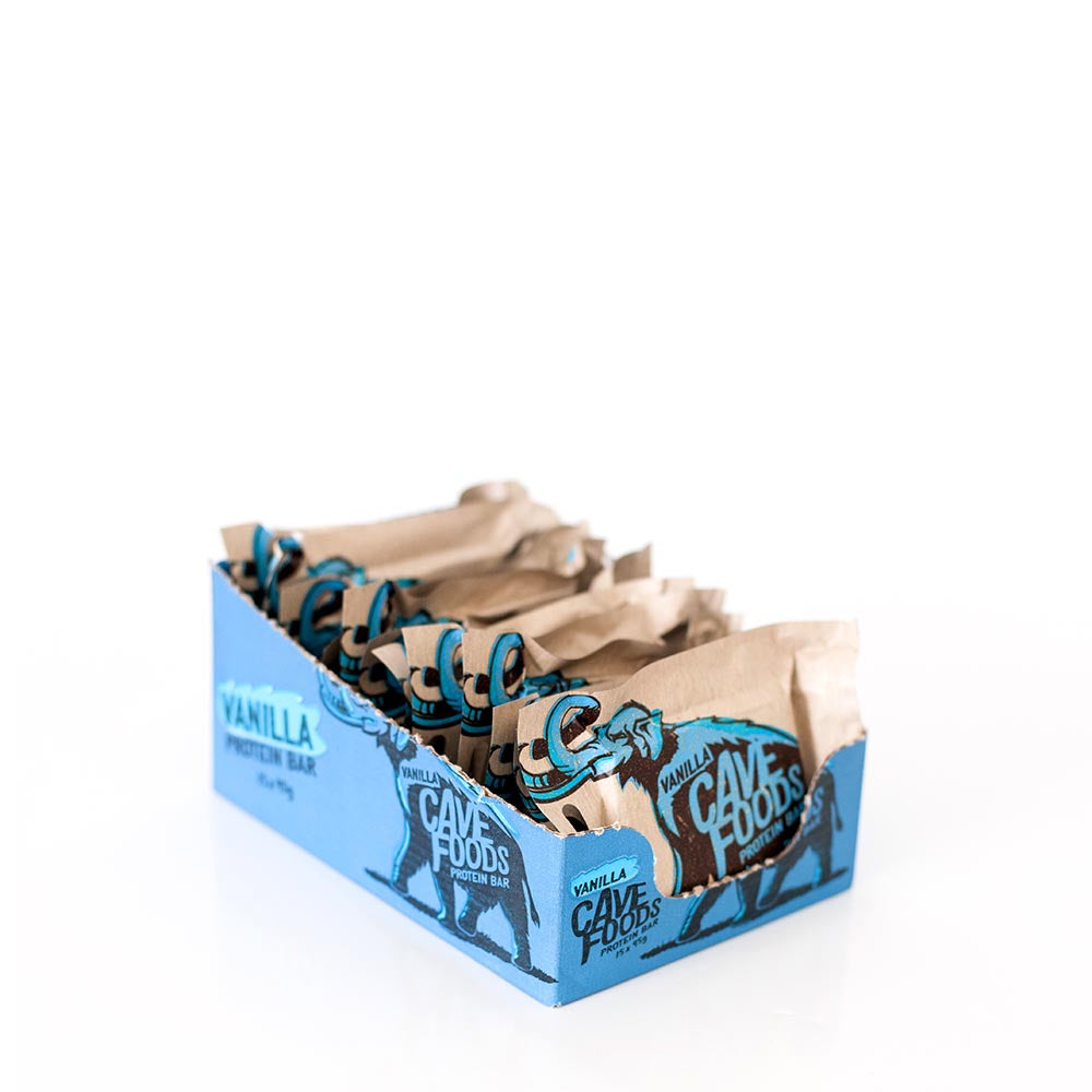 Vanilla Protein Bar Box (12)