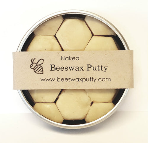 Tin of Beeswax Putty™ 4oz