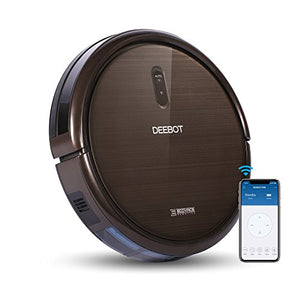 ECOVACS DEEBOT N79S Robot Vacuum Cleaner with Max Power Suction, Alexa Connectivity, App Controls