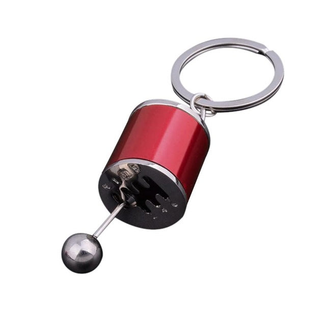 2018 Gear Knob Stick Key Chain