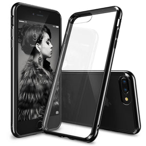 For iPhone 8 / 8 Plus Shockproof Protective Cover Case