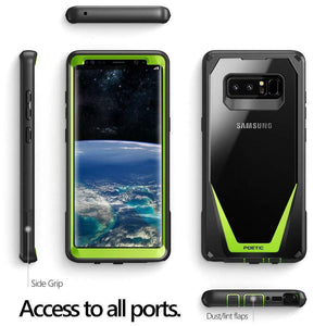 Case For Galaxy Note 8 / Note 9 / S10 360 Degree Protection Case