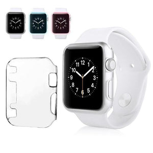 For Apple Watch Series 1 42MM/38MM Sport Edition Slim Snap On Hard Clear Case