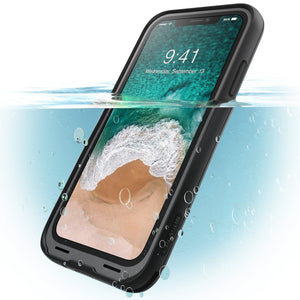 iPhone X Case Waterproof Full-body Cover for Apple iPhone 10