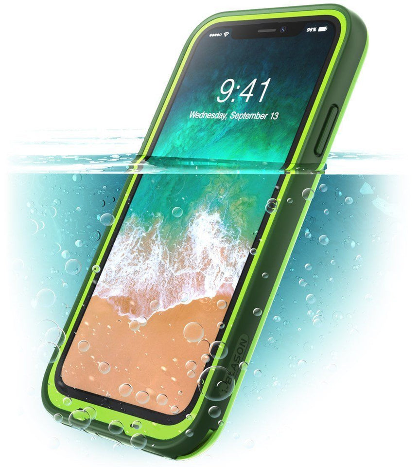 iPhone X Case i-Blason Aegis Waterproof Full-body Cover for Apple iPhone 10 2017
