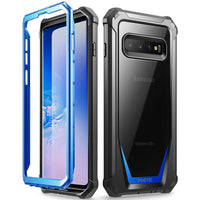 Galaxy S10 Plus Rugged Clear Case