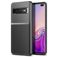 Galaxy S10/S10 Plus/S10e E Shockproof Slim Protective TPU Case