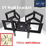 Full Motion 3D LCD LED Plasma Corner TV Wall Mount 37 42 47 50 51 54 60 65 70 80