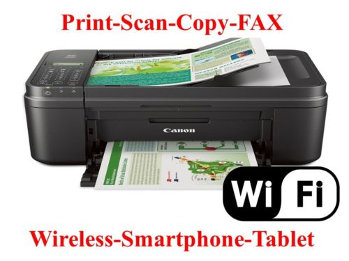 NEW Canon MX492(3122) all in one Printer-Copy/Scan-Fax-IPhone Print-Wireless