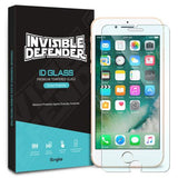 For iPhone 8 Plus / 7 Plus | Ringke Tempered Glass Clear Screen Protector [2pcs]