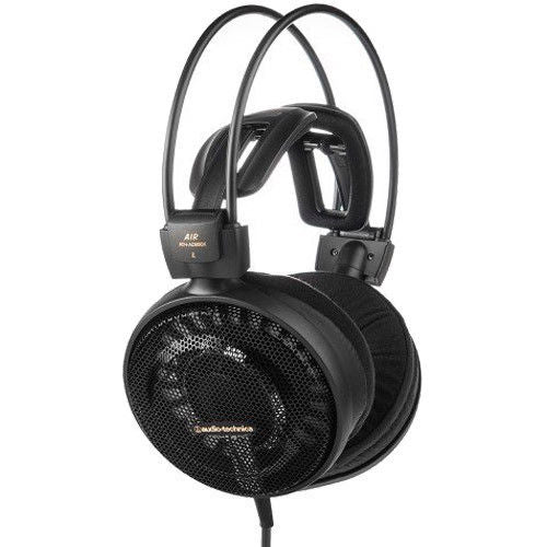 Audio-Technica ATH-AD900X Audiophile Open-Air Headphones w/ Large 53mm Driver