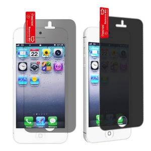 Privacy Anti-Spy LCD Screen Protector Cover Guard Film for iPhone 5 5S 5C SE