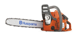 "NEW Husqvarna 240 16"" 38cc Gas Powered 2 Cycle Chain Saw X-Torq Chainsaw Orange"