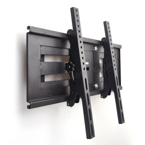 "Corner Full Motion TV Wall Mount Tilt Swivel For 27 32 37 42 46 47 50 65 70""80"""