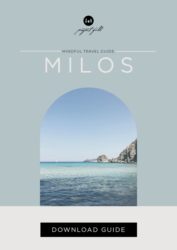 Mindful Travel Guide to Milos