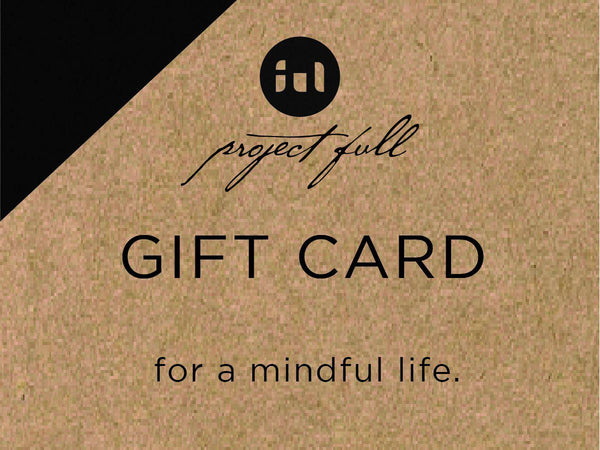 Digital Gift Card-project full