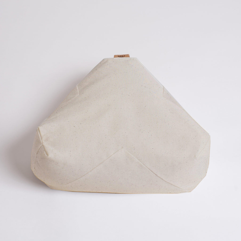 Natural meditation support cushion-project full