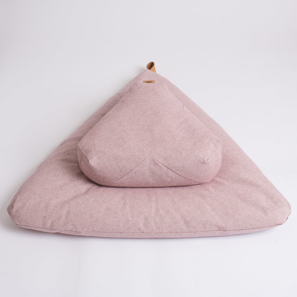 Pre - Order Rosewood meditation cushion set-project full