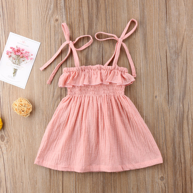 Peach Beach Dress - 2 colors