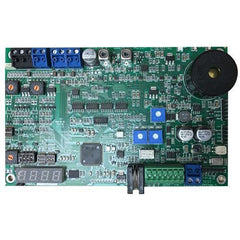 Flashgate A208 Circuit Board (formerly Detectag Circuit Board), RF 3.25MHz version, used in Electronic Article Surveillance (EAS) anti-theft systems for the prevention of shoplifting.
