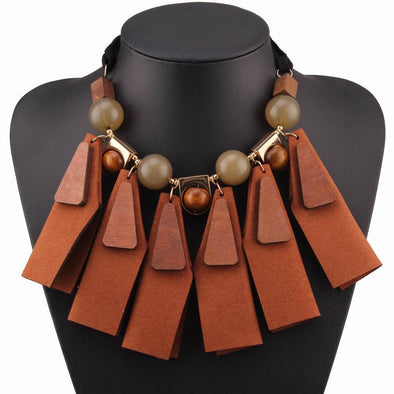 ladies fashion necklace - Glosence