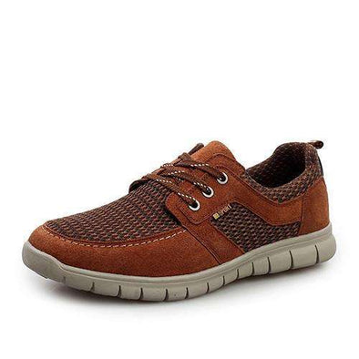 Men's Breathable Casual Shoes - Glosence