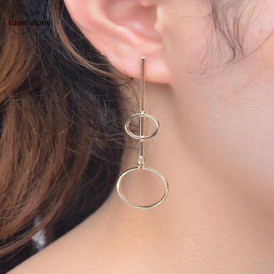 Copper Earrings - Glosence