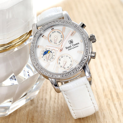 Royal Crown Women's luxury Watch - Glosence